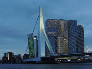 Rotterdam the city to come back to